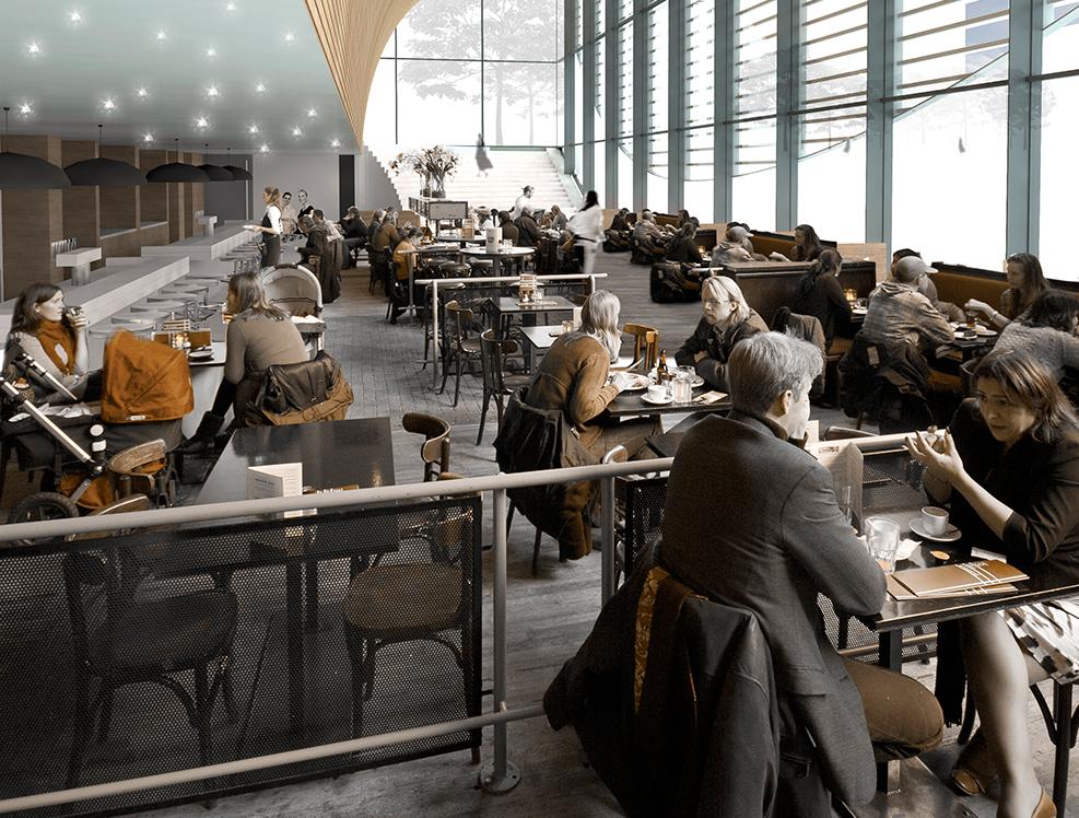 Erasmus Pavilion