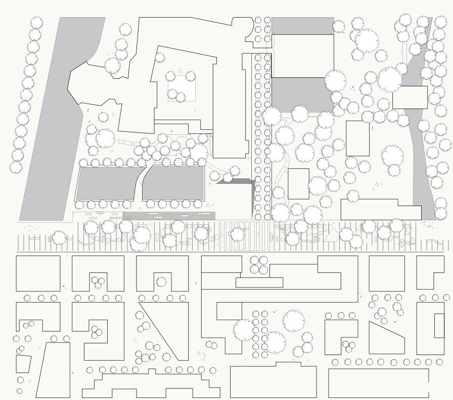 Erasmus Pavilion - Maps